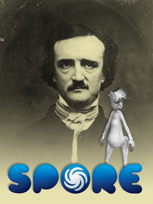 Poe_and_spore_logo